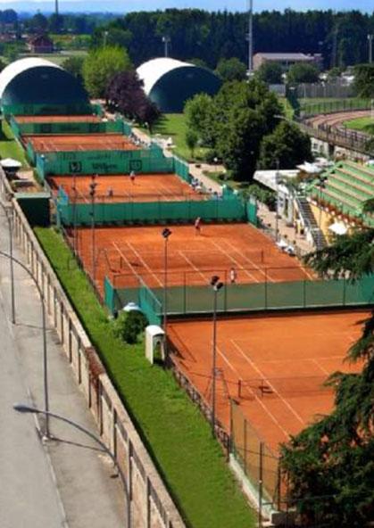Circolo Tennis Biella Struttura